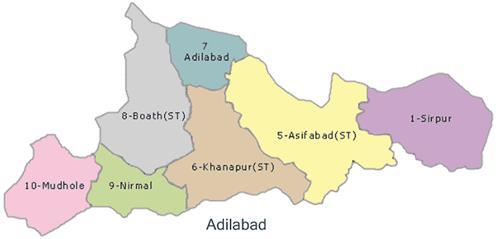Adilabad Mandal