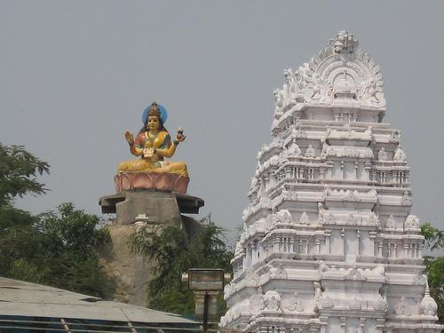 Temples near Adilabad