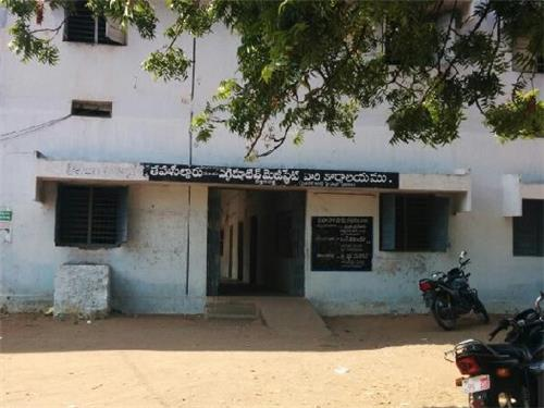 Administration in Bellampalle