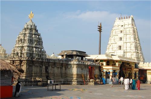 Temples in Bhadrachalam