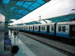List of Trains from Gandhi Park Station