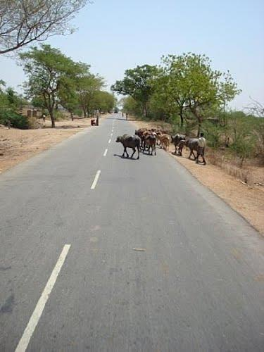 Roadways in Gadwal