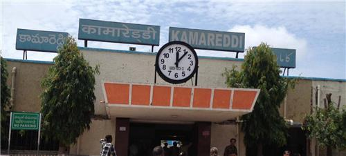 Railways in Kamareddy