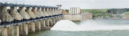 Dams in Medak