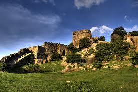 Forts in Nalgonda