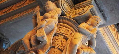 Jain Temple in Nalgonda