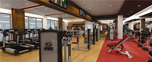 Gyms in Thane