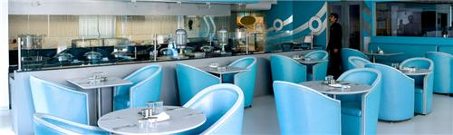 Blue Flame United 21 Restaurant in Thane