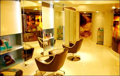 Salons in Thane