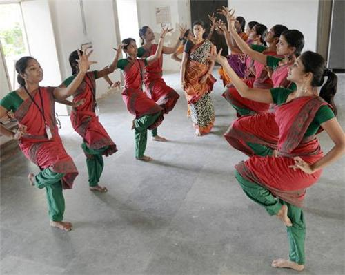 Dance Classes in Thanjavur