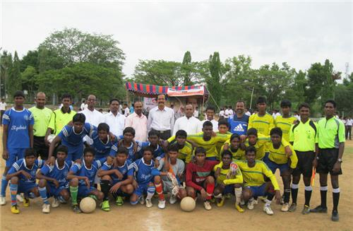 Sports in Thanjavur