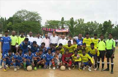 Sport in Thanjavur