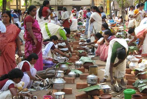 Attukal Bhagavathy Mandir