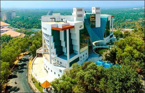 Technopark Thiruvananthapuram Location