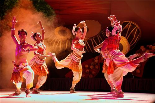 Dance Festival in Thiruvanathapuram
