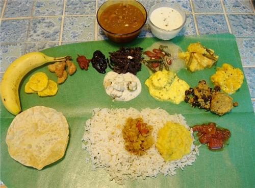 Famous Food in Thiruvananthapuram
