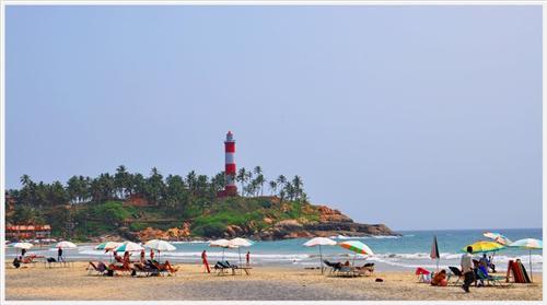 Kovalam Thiruvananthapuram Distance Kerala