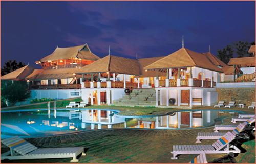 famous resort in Kovalam, Thiruvananthapuram