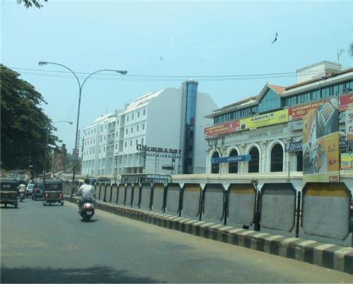 Areas in Thiruvananthapuram