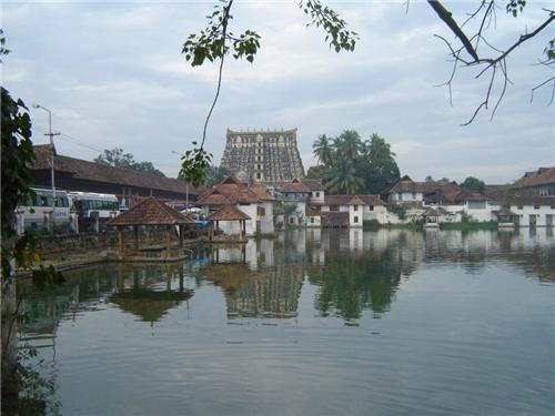 Padmanabhaswamy Temple Address