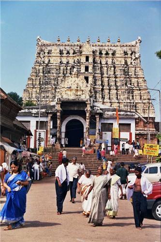 Padmanabhaswamy Temple Location