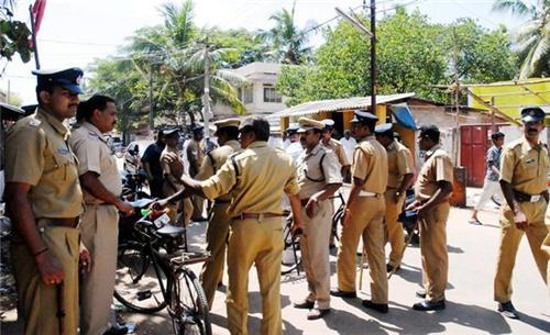 thiruvananthapuram police