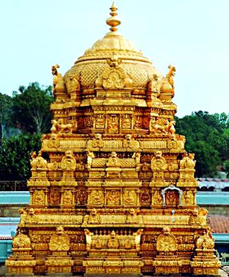 Temples in Tirupati