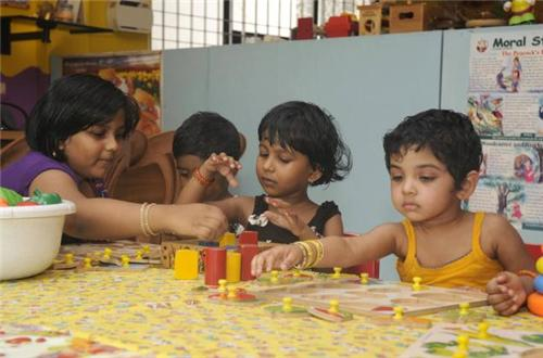 day care centers in tirupur