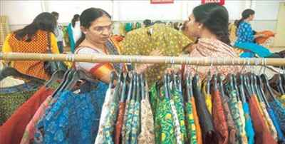 Shopping in Tirupur