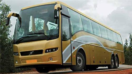 Volvo Bus Services in Tirupur