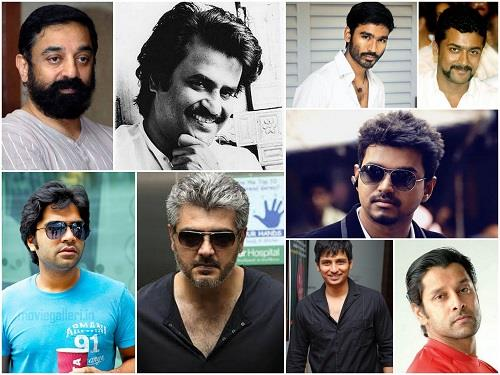 Tamil Cinema Stars