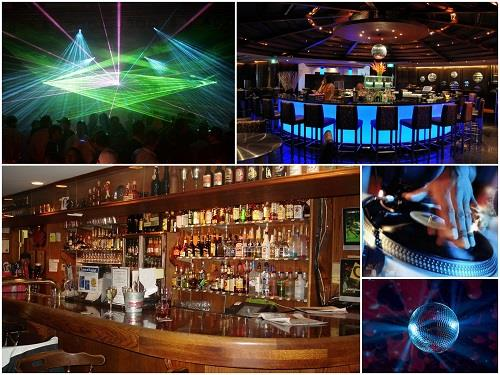 Pubs, Lounge Bars, Discotheques in Tamil Nadu