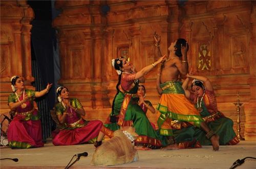 Chidambaram Natyanjali