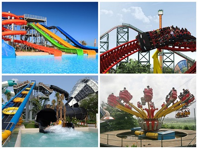 Amusement Parks in Tamil Nadu