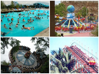 Top Amusement Parks in Tamil Nadu