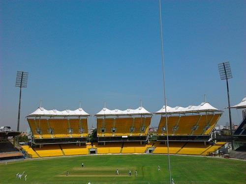 Chepauk Stadium, Chennai