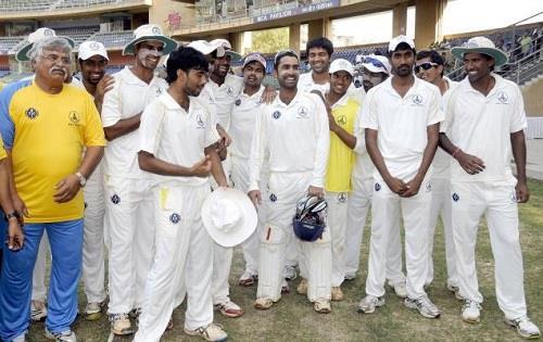 Cricket Team of Tamilnadu