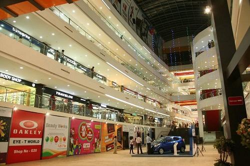 Coimbatore Brookefields mall