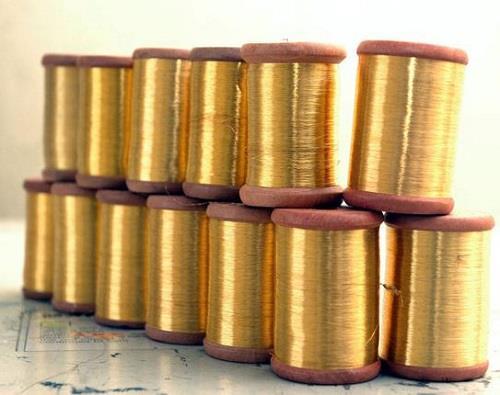 Gold Threads used in Kanjeevaram Saree