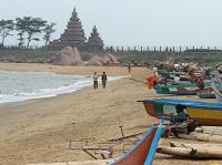 Beach of Mamallapuram