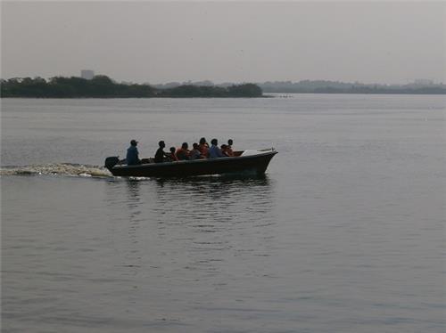 Mudaliarkuppam Boat House
