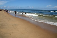 Beach of Poombuhar