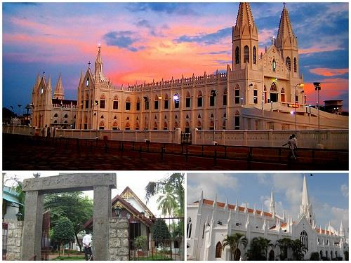Tamilnadu Churches