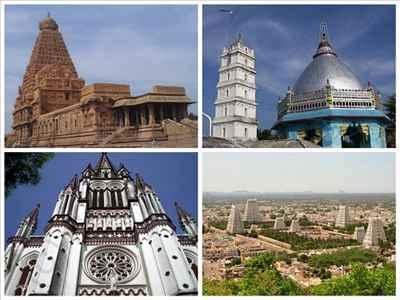 Religious Tourism in Tamil Nadu