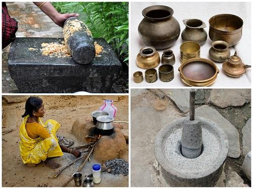 Tamil Kitchen Tools