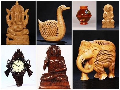 Wood Crafts of Tamil Nadu