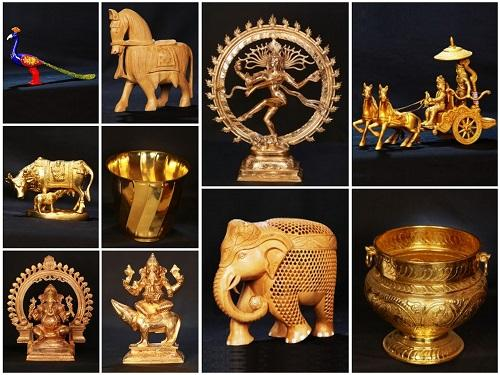 Tamilnadu Arts and Crafts