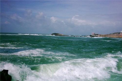 Kanyakkumari Beach