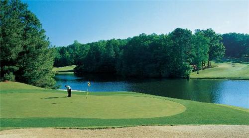 Golfing in Kodaikanal
