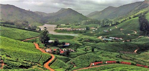 Hill stations of Tamil Nadu